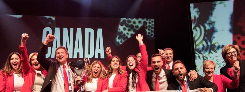 The Enactus World Cup is coming to Lambton College.