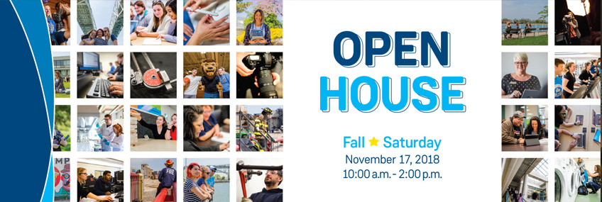 The countdown is on to Lambton College's annual Fall Open House