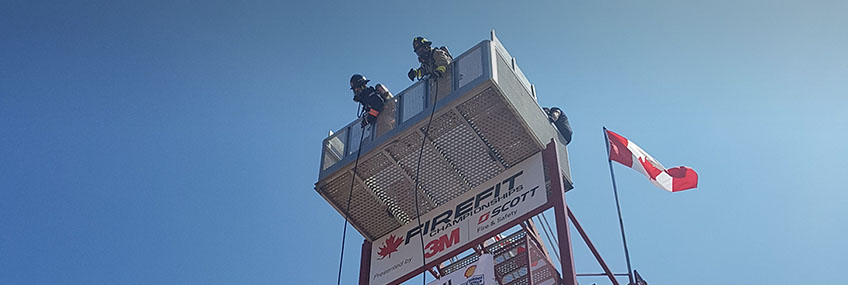 Lambton College's Firefit team proved to be a tough group of athletes on the competition circuit this year.