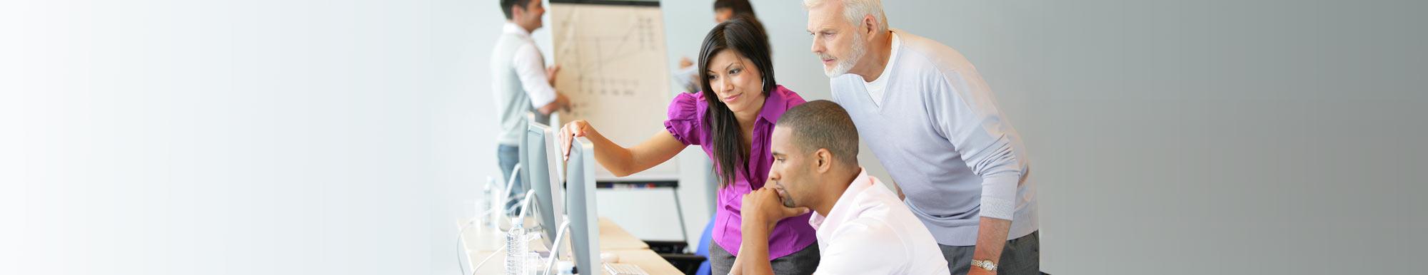 Creators designing courses
