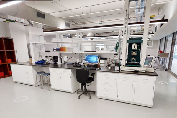 Advanced Material Testing Lab