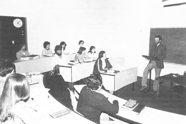 Business Class with Jim Elliott from Academic Year 1982-1983