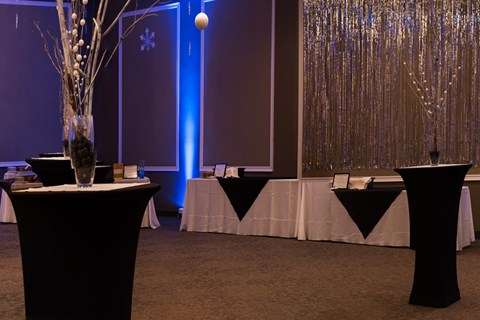 Ballroom Setup Corks Caps and Cuisine 2